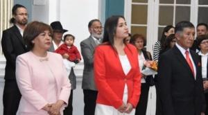 Designan como embajadores a exmagistrado de Justicia, dos exministras y a una exdiputada