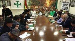 Cívicos y oposición marcharán el lunes de El Alto al centro paceño para exigir renuncia de vocales del TSE