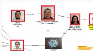 """""""Jefe"""" de Pedro Montenegro llevaba droga a Bélgica camuflada en exportación de madera"""