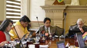 Incertidumbre: Susz declinó a la presidencia del Concejo, Colque sumó su votó al MAS y Chacón pidió licencia