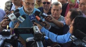 """Carlos Mesa: """"Hay una vinculación entre el poder y narcotráfico muy fuerte"""""""