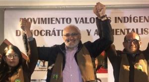 Mesa suma a hijo de Filemón Escobar y a exsenador del MAS, Eduardo Maldonado