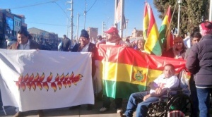 """Gobierno dice que marcha por 21F es intento de """"boicot"""" a comicios y Mesa denuncia """"descalificación"""""""
