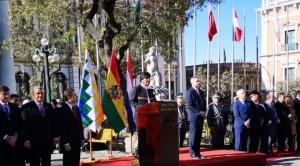 Previo al primer gabinete binacional, Bolivia y Paraguay dan por cerrado cese de hostilidades de la Guerra del Chaco