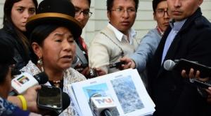 Se confirma que el alcalde de Achocalla firmó acuerdo con IGBlue para tratamiento de residuos sólidos