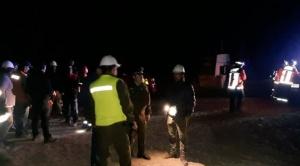 Tres bolivianos se encuentran atrapados en una mina en Tocopilla, norte de Chile
