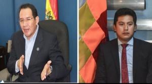 Fiscal General y un viceministro polemizan por la jueza Patricia Pacajes 1