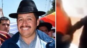 """Ministro de Justicia dijo que es """"demasiado exagerado"""" querer enjuiciar a Urquizu por manosear a una mujer"""