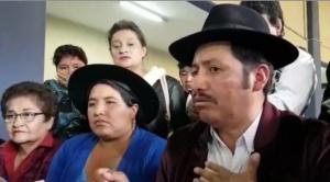 """Urquizu pide disculpas pero pone en duda el video: """"será cierto o no será cierto"""""""