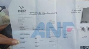 Al menos 400 personas de Riberalta fueron empadronadas para votar en Pando