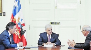Piñera anuncia que no irá a La Haya y afina estrategia para enfrentar el fallo de la CIJ 1