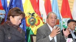 """Caboco denuncia que el 80% de las """"megaobras"""" está en manos extranjeras"""
