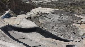 La Gobernación de La Paz amplía el uso del relleno sanitario de Alpacoma por 25 días más