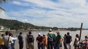 Rurrenabaque y San Buenaventura en emergencia por llegada de draga colombiana 1
