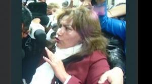 """Suspenden a jueza Pacajes y en su reaparición dice que no es """"delincuente"""" y se """"defenderá"""" 1"""