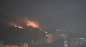 La Paz amaneció con humo; encendido de fogatas aumentó en 35% con relación a 2018 1