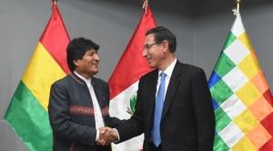 En Ilo, Bolivia y Perú suscribieron 12 acuerdos y 92 compromisos bilaterales 1