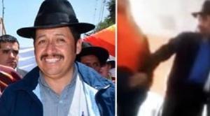 Ministro de Justicia dice que no respaldó a Urquizu, que lo tergiversaron y ahora apoya a la víctima 1