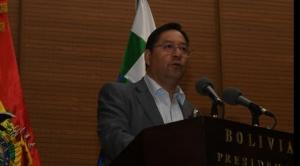 Ministro Arce cree que Bolivia debería recibir medallas de oro por sus indicadores económicos y sociales
