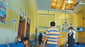 Paciente que contagió a interna y que falleció trabajaba en distintos municipios de los Yungas