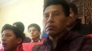 """Edwin Rodríguez: """"Atacar a Mesa es para que Evo gane en primera vuelta"""""""