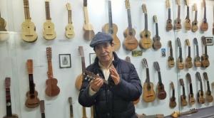 El museo del charango, la mejor obra de Ernesto Cavour