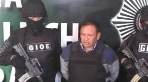 """Capturan a """"Tío Vago"""" en Trinidad, el narcotraficante más buscado en el Perú"""