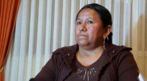 Ordena aprehensión de exministra Achacollo por burlar la justicia en el caso Fondo Indígena