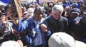 García dice que fundaciones financiadas por EEUU se reunieron con candidatos opositores