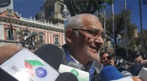 Mesa pide por carta a Evo para debatir sobre programas de Gobierno