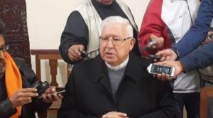Arzobispo de Sucre: pedido de un magistrado a un juez demuestra la falta de independencia de poderes