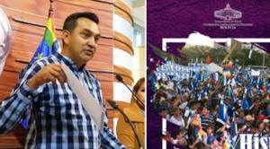 """Oposición denuncia malversación de fondos en impresión de cartillas de la """"Historia del MAS"""""""