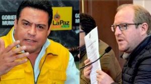 Candidatos opositores a Evo advierten que buscan acorralarlos mediante la persecución judicial