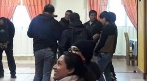 Fiscalía suspende inspección ocular en el caso Franclin Gutiérrez