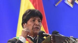 """Evo dice que Bolivia está en el """"amanecer"""" de la industrialización y que """"nunca más"""" habrá mendicidad"""
