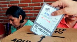 Más de 7,2 millones de electores fueron habilitados para elecciones del 20 de octubre