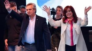 El peronismo celebra la victoria obtenida en las primarias y avanza hacia el triunfo en octubre