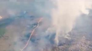 Santa Cruz declara emergencia en cuatro municipios por incendios forestales 1