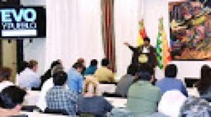 Por instrucción de Evo Morales  Gobierno intensificará campaña del MAS en Tarija, Potosí  y Chuquisaca 1