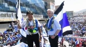 """Evo dice que """"no mentimos"""", anuncia más teleféricos y replantea hidroeléctrica Chepete El Bala 1"""