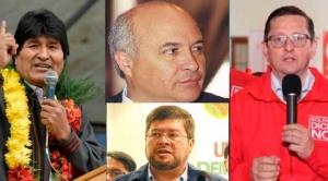 "Doria Medina denuncia ""guerra sucia"" de Bolivia Dice No, MAS y Balcázar contra Carlos Mesa 1"