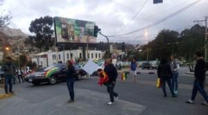 Cívicos de cinco departamentos más El Alto se desmarcan del paro cívico del miércoles
