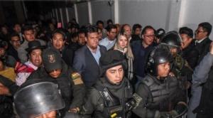 Alcalde Revilla afronta 68 procesos penales y presenta denuncia ante la OEA 1