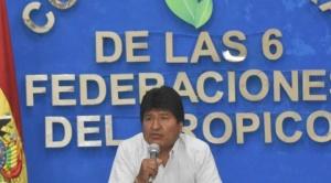 Evo acepta ayuda internacional después que el fuego arrasó un millón de hectáreas en la Chiquitanía 1