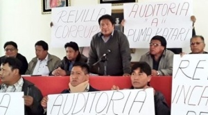 La Paz: chóferes dan plazo de 48 horas a Revilla para convocar a diálogo, amenazan con paro de 24 horas si no son escuchados