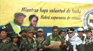 """Disidente de las FARC Iván Márquez anuncia que vuelve a la """"lucha armada"""" en Colombia 1"""