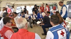 La Unión Europea anuncia plan de apoyo para combatir el fuego en la Chiquitania
