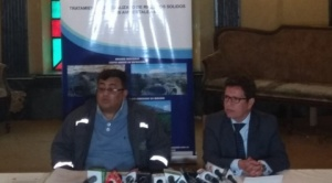 Alcalde Revilla anuncia que trabajadores de Tersa serán absorbidos temporalmente por el municipio paceño