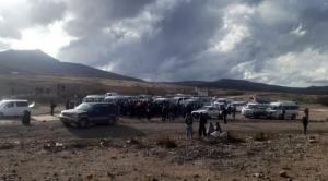 Por diversas demandas pobladores bloquean o anuncian bloqueos de rutas en el occidente del país