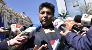 Ante anuncio de sanción: Anssclapol no permitirá proceso a policía que grabó ebrio a gobernador de Oruro
